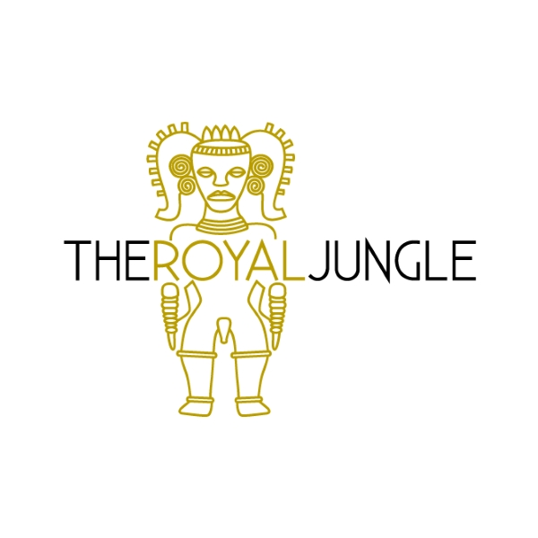 The royal jungle - Logo